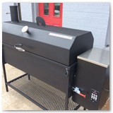 "48"" Heavy Duty Pellet Smoker Grill