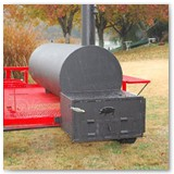"10' x 30"" Hog Cooker and Pig Roaster"