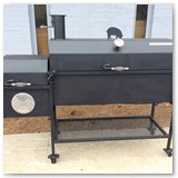 "New 60"" Backyard Chef"