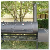 "9' x 24"" Backyard Chef"