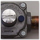TEC LP Bulk Gas-Regulator