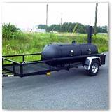 "10' x 30""  w/ Grill Griddle Option"